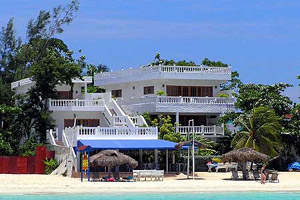 Beach House Villas in Negril
