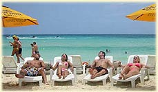 Fun Holidays beach playground for all who come to Negril Jamaica!