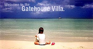 Welcome to the Gatehouse Villa om Negril Beach in Negril Jamaica