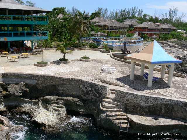 Negril Escape Resort on the West End Negril Cliffs in Jamaica