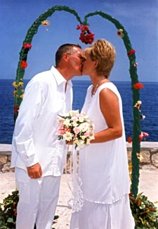 Plan you wedding and Honeymoon stay at Sam Sara or Legends on the beach in Negril Jamaica